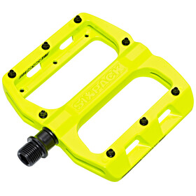 Sixpack Menace Pedals neon-yellow